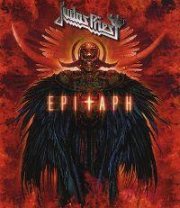 Cover Judas Priest - Epitaph [DVD]